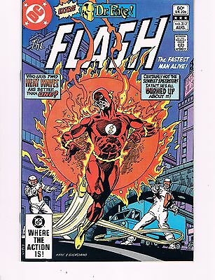 Flash  #312 (1982 Dc)  Dr. Fate Back-Up Story...awesome Keith Giffen Artwork