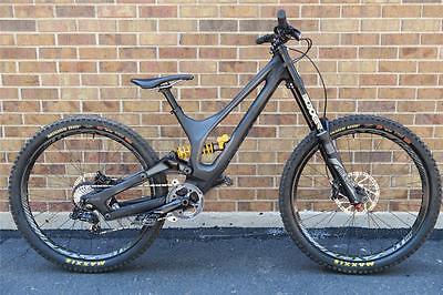 """2016 Specialized Demo 8 I Carbon 27.5"""" 650B Small S"""