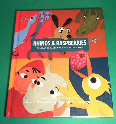 Children's Book Rhinos & Raspberries Tolerance Tales For The Early Grades