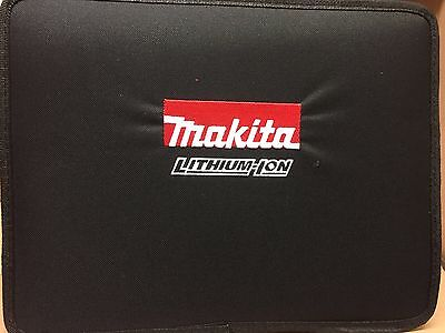 makita canvas carry case bag for 18v drill and accessories