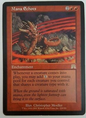 Magic the Gathering MTG Mana Echoes x1 LP