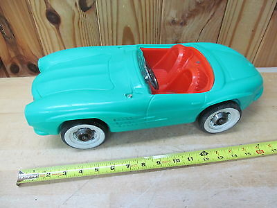 1964 Irwin Mattel Mercedes Barbie Ken or Skipper Car