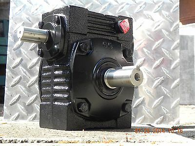 Gear Box Speed Reducer 19:1 Ratio New Gong Tzyh Commercial Grade