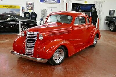 1938 Chevrolet Master Deluxe Business Coupe-5 Window ONLY $30,000-BUY IT NOW! 1938 Chevrolet Coupe -PRICED TO SELL-5 WINDOW CLASSIC-LEATHER INTERIOR-CUSTOM