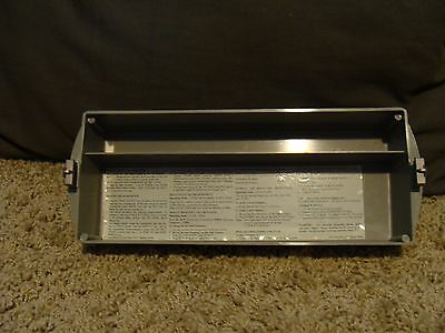 Agilent / HP 4934A Front Cover Assembly