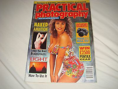 Practical Photography March 1992 - How to Shoot the Nude