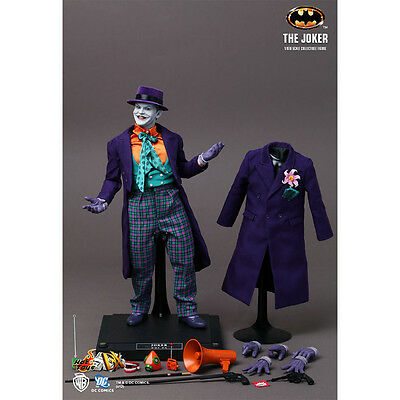 Sealed Hot Toys' The Joker 1/6th-Scale Collectible Figure (DX08)