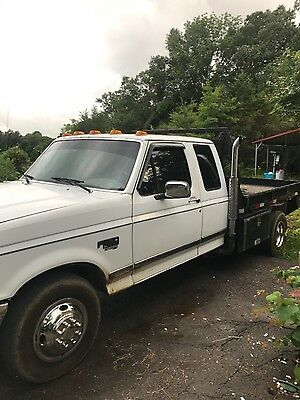 1995 Ford F-350 XL Power Stroke Ford F-350 ext. Cab 1995 7.3
