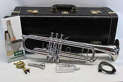 YAMAHA XENO PRO YTR8345G TRUMPET YTR 8345 Professional EXCELLENT CONDITION L@@K
