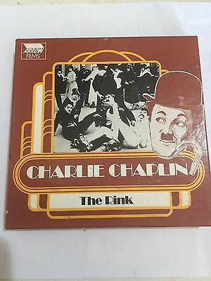 Charlie Chaplin - The Rink - Super 8 8mm
