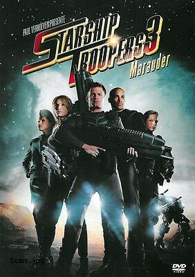 Starship Troopers 3 /*/ Dvd Fantastique Neuf/Cello