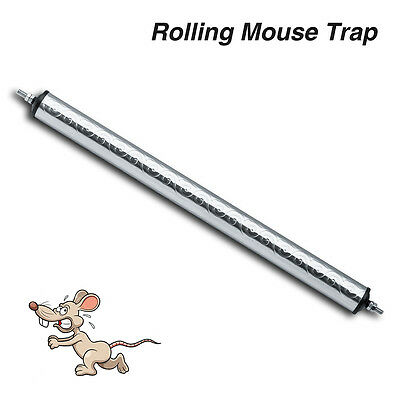 Rolling Mouse Trap / Mouse Stick Trap / Log Rolling Mouse Trap