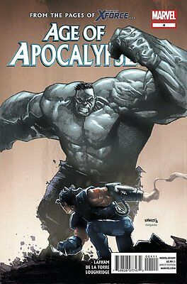 AGE of Apocalypse (2012) # 4 Near Mint (NM) Marvel Comics MODERN AGE