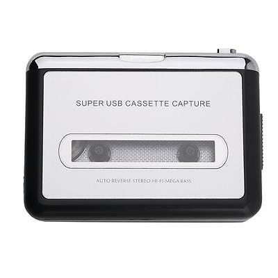 Tape to PC USB Cassette &MP3 CD Converter Capture Digital Audio Music Player GL