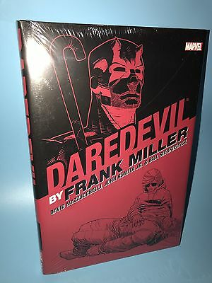 Daredevil by Frank Miller Omnibus Companion HC Hard Cover New Sealed $100