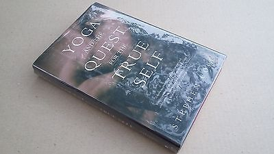 Yoga and the Quest for the True Self by Stephen Cope (1999, Hardcover) - 1st Ed