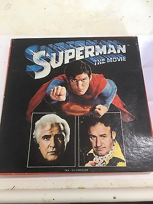 Superman The Movie - Super 8 8mm