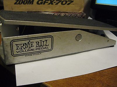 Ernie Ball Volume Pedal older unit made in USA