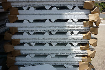 Insulated Trimdek Roof Panel Coolroom Panels, Sandwich Panels---Brisbane / Perth