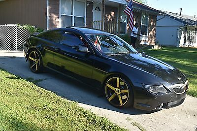 2004 BMW 6-Series Logic 7 Beautiful 04 BMW 645 Excellent Condition Low Miles Lots of Extras