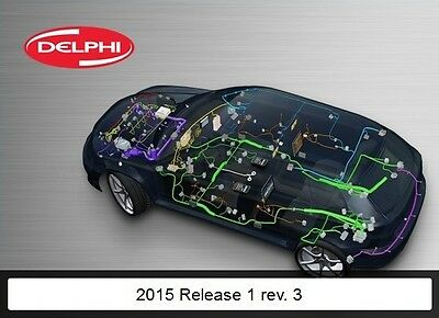 Delphi 2015 R3 Software Update and Activation Multilingual