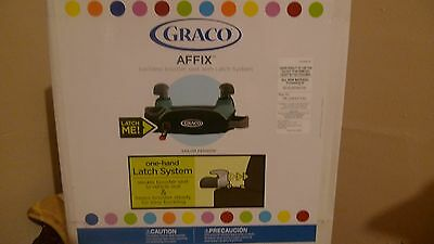 Graco Afflx Backless Booster Seat With Latch System
