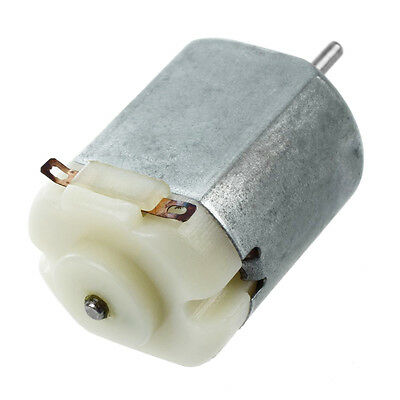 5 Stueck 130-16140 6V 12500RPM DC Motor mit Varistor fuer Smart Auto Modell R9W6