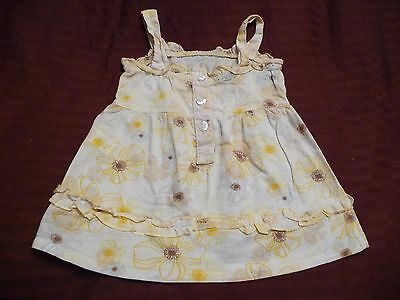 ** Gorgeous Baby Girl Floral Top - Mini Mode (6 - 9 months) **
