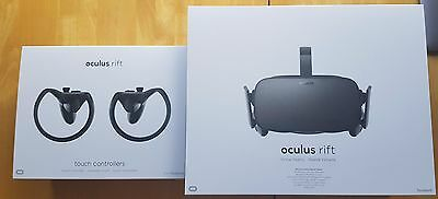 Oculus Rift with Oculus Touch