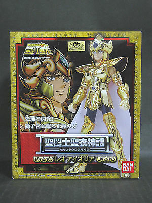 Discount for imperfect! Saint Seiya Cloth Myth Gold Saint Leo Aiolia