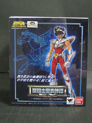 BANDAI Saint Seiya Cloth Myth EX Pegasus Seiya Bronze Cloth action figure