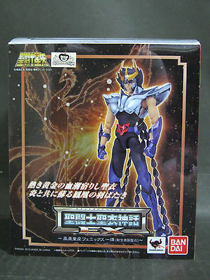BANDAI Saint Seiya Cloth Myth EX Phoenix Ikki Bronze Cloth action figure