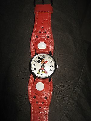 Mickey Mouse analogue watch
