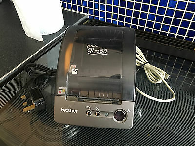 Brother P-Touch QL-560 Professional Label Printer