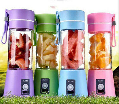 New Multifunction Electric Juicer Home Portable Fruit Juice Cup Fruit Amazing