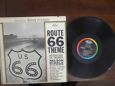 Nelson Riddle Orc - Route 66 - Lp