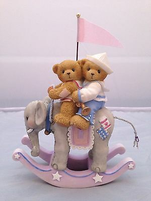 BNIB New CHERSISHED TEDDIES Never Forget I'm Always There For You #40048415 2005