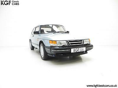 An Innovative Saab 900S 16V with Only 65,727 Miles and Two Keepers
