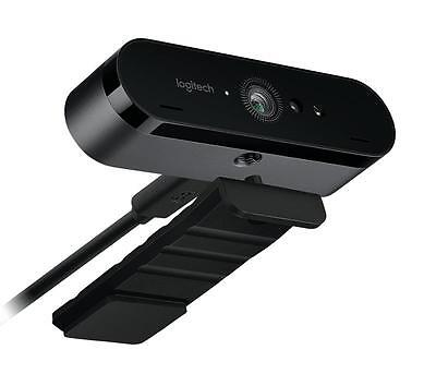 Logitech BRIO 4096 x 2160Pixel USB 3.0 Nero webcam LOG960-001106