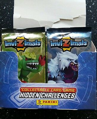 invizimals collectable card game