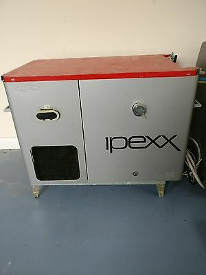 Coca Cola Apexx 2 Drink Cooler, Dispenser and Triton Ice machine