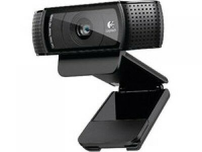 Logitech C920 1920 x 1080Pixel USB 2.0 Nero webcam  960-000769