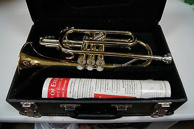 Blessing B120 Cornet With Hard Case