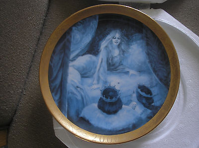 The Real Princess Limited Edition Bradford Exchange Collector Plate