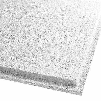 Suspended Ceiling Tiles Perforated Sandtone Texture Teguler Edge 600mm x 600mm