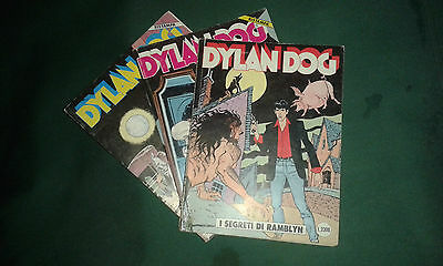 Dylan Dog lotto 3 numeri ( 36 64 71 )
