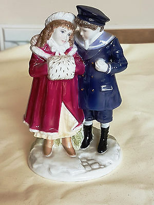 I Love Emily Limited Edition Royal Worcester Figurine