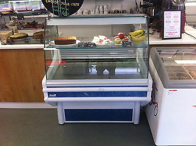 Zoin Jinny Refrigerated Serve Over Counter, model JY10B-VA