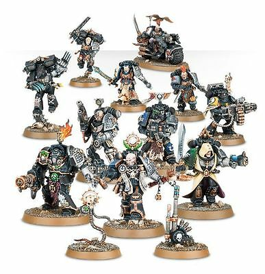 Warhammer 40K Deathwatch Kill Team Cassius (11 models)