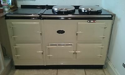 Electric 13 Amp AGA - Four oven - AIMS
